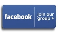 Facebook group button